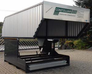Containerstellplatz