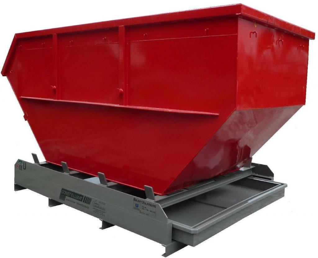 Containerstellplatz CONSTELLMAT vom Typ NW 70-140