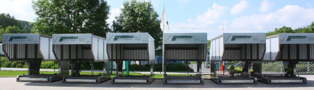 Containerstellplatz CONSTELLMAT – praktischer Umweltschutz